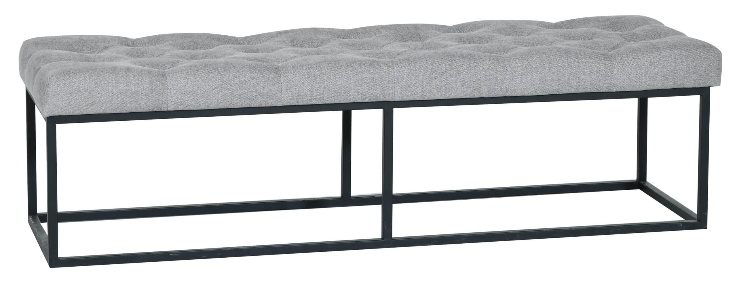 Bed Stool Light Grey Jy666 24 Malloupas Amp Papacostas